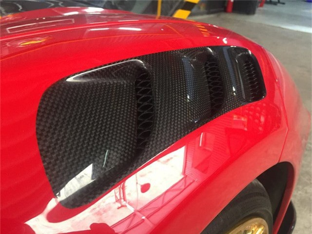 Dân chơi Sài Gòn nâng cấp Ferrari 488 GTB như siêu xe triệu đô LaFerrari - Ảnh 4.