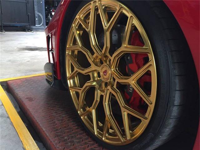 Dân chơi Sài Gòn nâng cấp Ferrari 488 GTB như siêu xe triệu đô LaFerrari - Ảnh 6.