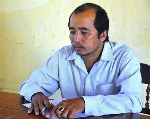 Chủ tịch hội nông dân hoang báo bị xịt thuốc mê, cướp gần 300 triệu đồng