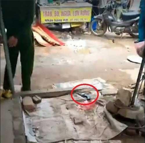 Vụ cô gái trẻ bị bắn chết giữa chợ: Hé lộ nguyên nhân bất ngờ
