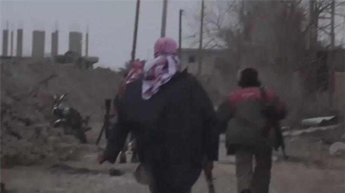 Quân đội Syria bất ngờ bị IS đẩy lùi ở Al-Safa
