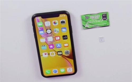 iPhone XR khóa mạng về Việt Nam: Giá cao, ít người quan tâm