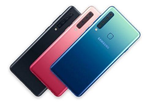 Samsung công bố giá bán smartphone 4 camera sau tại Việt Nam - 247318