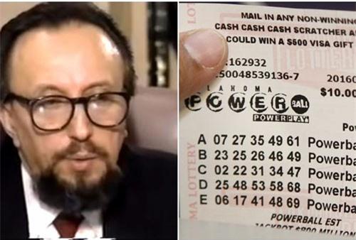 'Chuyên gia kinh tế' tiết lộ bí quyết trúng số 14 lần