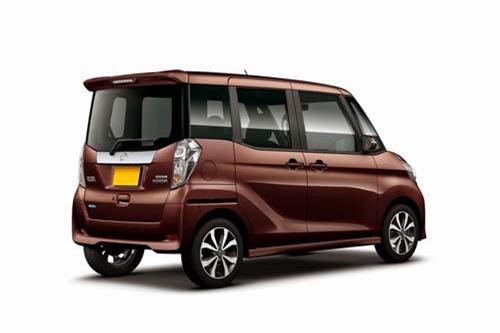 5. Nissan Dayz (doanh số: 11.332 chiếc).