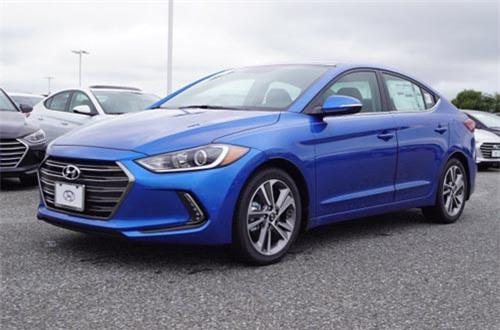 Cận cảnh Hyundai Elantra 2018 phiên bản giới hạn