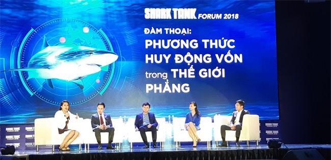 Sark Tank Forum – diễn đàn mở cho các nhà khởi nghiệp