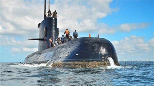 Tìm thấy tàu ngầm Argentina cùng 44 thủy thủ mất tích bí ẩn cách đây 1 năm