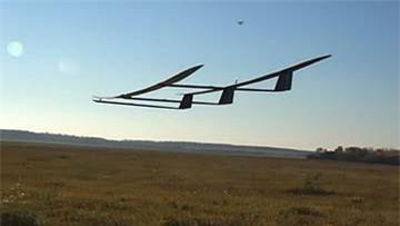 Clip: Máy bay không người lái - PHASA-35 chạy bằng năng lượng mặt trời