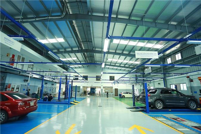 Hải Dương Ford trở thành đại lý mới nhất của liên doanh xe Mỹ tại Việt Nam.