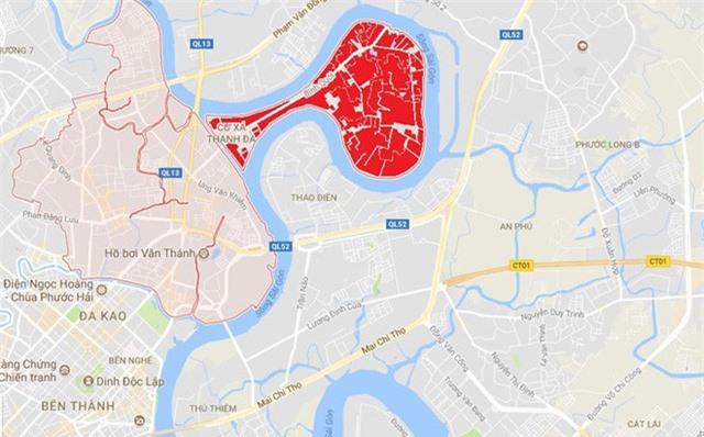 TP.HCM: Tập đoàn Tân Hoàng Minh tham gia đấu thầu siêu dự án Khu đô thị Bình Quới – Thanh Đa