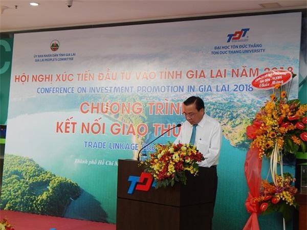 Gia Lai kêu gọi xúc tiến đầu tư vào các dự án thuộc nhiều lĩnh vực