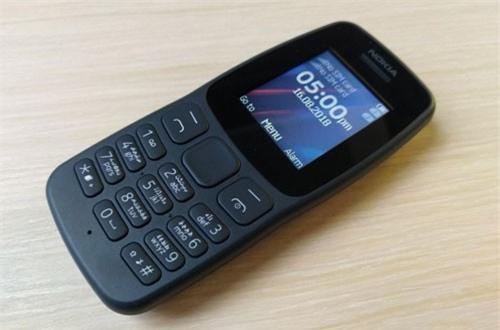 Điện thoại pin chờ 21 ngày của Nokia lên kệ tại Việt Nam, giá 390.000 đồng - 247860