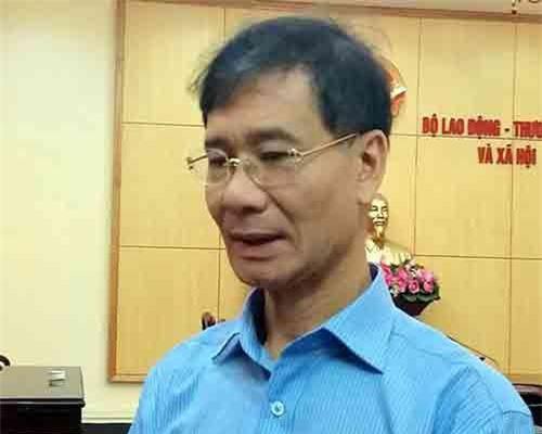 Ông Đào Quang Vinh - Viện trưởng Viện Khoa học lao động và xã hội (Bộ LĐ-TB&XH)