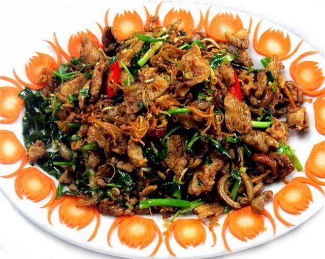 'Khóc thét' với món đặc sản nổi tiếng của Đồng Nai