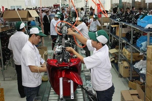 Nhiều doanh nghiệp FDI đã đưa công nghệ mới, thiết bị sản xuất hiện đại đến đầu tư dự án sản xuất tại Bình Dương