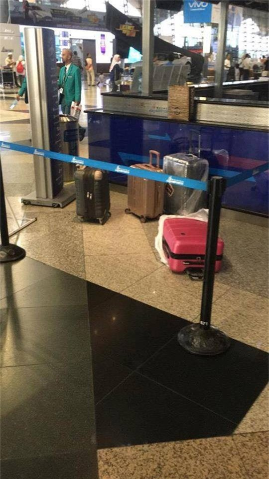 Nói có bom trong hành lý, 2 nữ hành khách Việt bị giữ ở Malaysia - Ảnh 1.