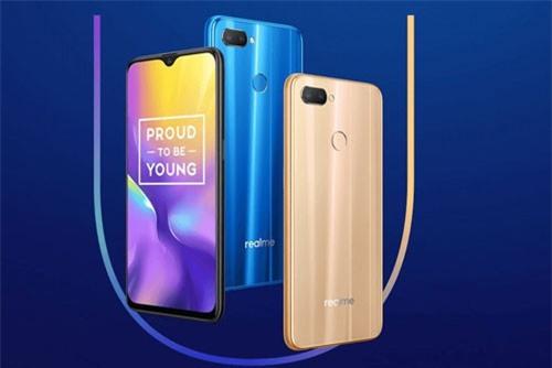 Smartphone chip Helio P70 đầu tiên trên thế giới, giá siêu rẻ - 248359