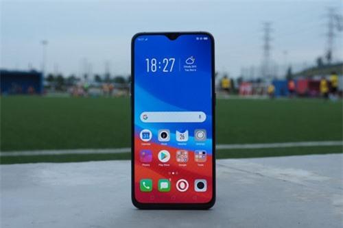 Oppo công bố giá bán smartphone 3 camera ở Việt Nam - 248644