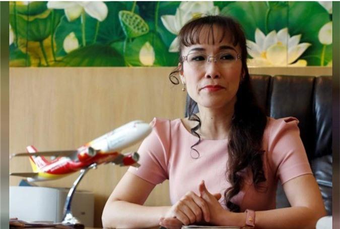 Bốn người phụ nữ giàu nhất Việt Nam là ai?-1