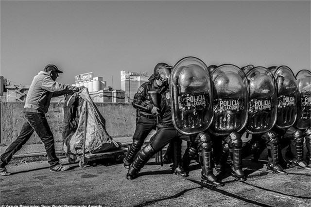 Valeria Massimino đến từ Argentina chụp bức ảnh này tại Buenos Aires.