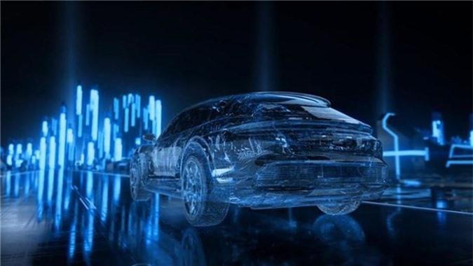 Porsche thử nghiệm xe