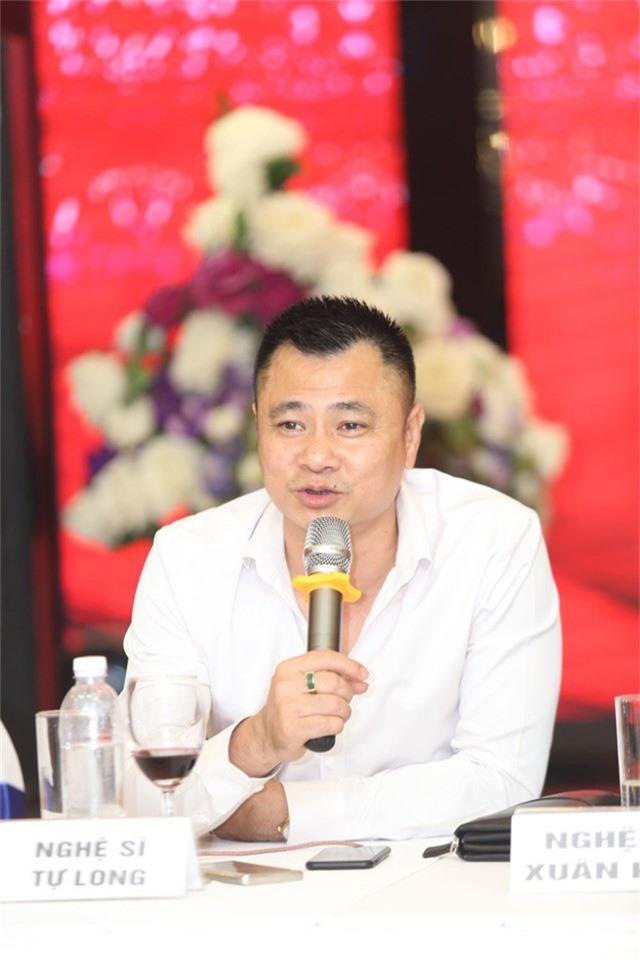 NSND Tự Long chia sẻ, anh sẽ cùng Xuân Bắc, Quang Thắng và Vân Dung tung hứng trong chương trình Xuân Phát Tài 9.
