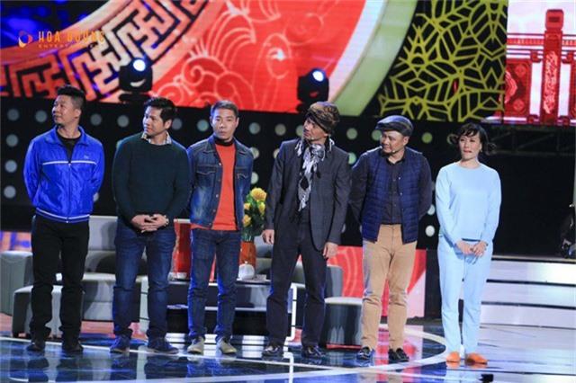 Các nghệ sĩ tham gia Xuân Phát Tài 8.