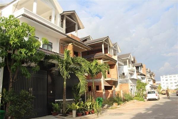 Dự án khu dân cư An Sương hiện đã có hạ tầng đồng bộ