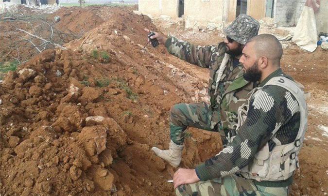 Phiến quân thánh chiến pháo kích ác liệt vào Aleppo, 1 lính Syria thiệt mạng