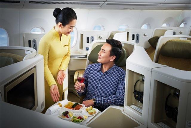 Vietnam Airlines sẽ đưa máy bay Airbus A350-900 đón đội tuyển Việt Nam