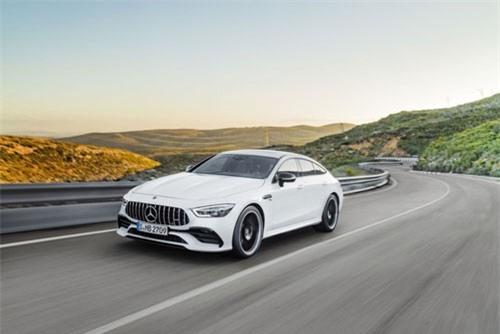 Những mẫu xe đỉnh cao mới đã ra mắt trong năm 2018