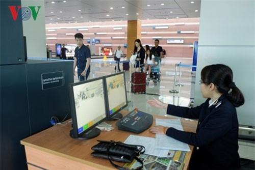 7,1 triệu lượt hành khách xuất nhập cảnh sân bay Nội Bài năm 2018