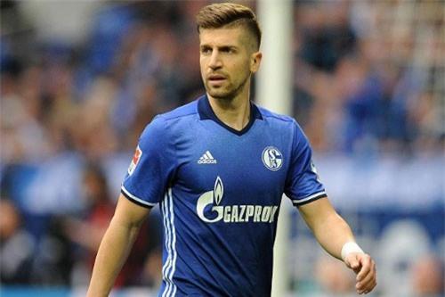 Trung vệ: Matija Nastasic (Schalke 04).