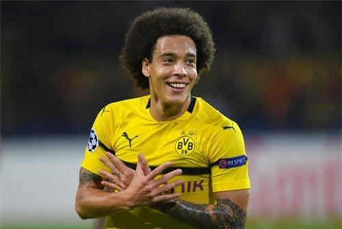 Tiền vệ trung tâm: Axel Witsel (Borussia Dortmund).