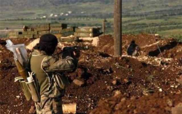 Phiến quân lĩnh trái đắng vì cả gan phục kích quân đội Syria