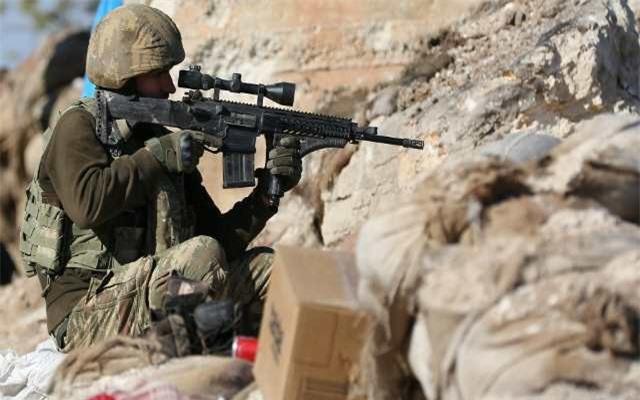 Đụng độ với người Kurd ở Syria, Thổ Nhĩ Kỳ hứng thương vong đầu tiên