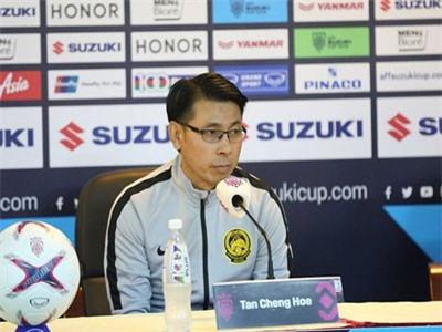 HLV Tan Cheng Hoe: 'Malaysia sẽ chơi tấn công trước Việt Nam'
