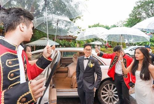 Siêu đám cưới 4,6 tỷ ở Hải Phòng có gì đặc biệt?