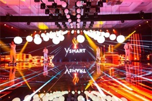 Vingroup công bố 4 mẫu điện thoại Vsmart, giá từ 2,5 triệu đồng