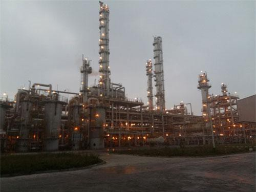 Nổ tại công ty cổ phần Phân đạm và Hóa chất Hà Bắc khiến 1 công nhân tử vong