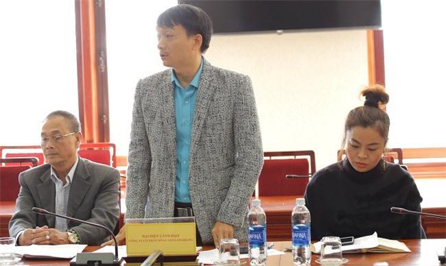 Đại diện Công ty nông sản LangBiang cho biết đang phối hợp với tỉnh Lâm Đồng để phát triển cây cà chua thân gỗ