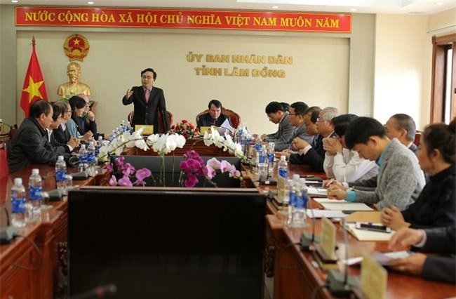 Trưởng Ban Hợp tác Việt Nam - Liên Bang Nga rất kỳ vọng vào sự hợp tác của doanh nghiệp Lâm Đồng vào Nga