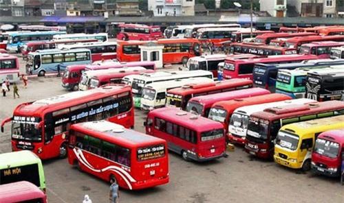 Hà Nội tăng cường gần 3.200 lượt xe khách dịp nghỉ Tết