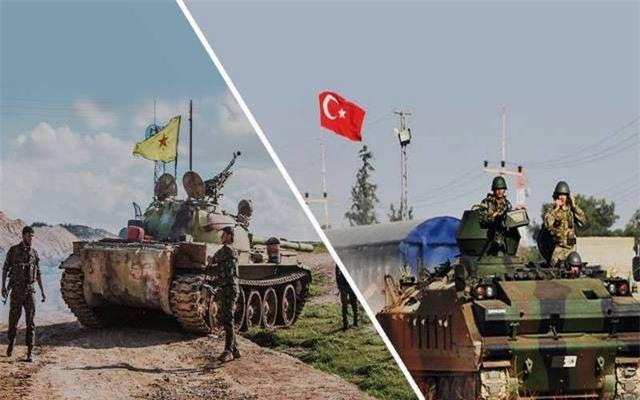 Syria: Người Kurd dồn dập tấn công quân Thổ Nhĩ Kỳ, gây thương vong nặng nề