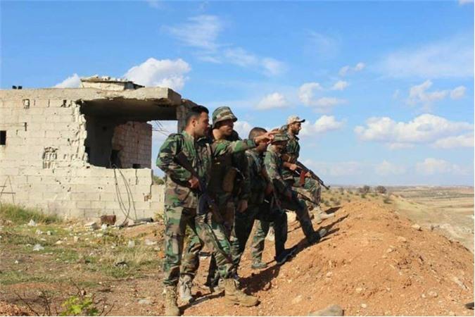 Quân đội Syria tấn công dữ dội ở Hama, phiến quân nổi dậy tổn thất nặng