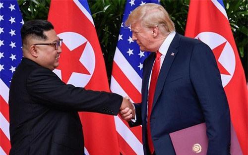 Ông Trump nói không vội với Triều Tiên bất chấp đàm phán bế tắc