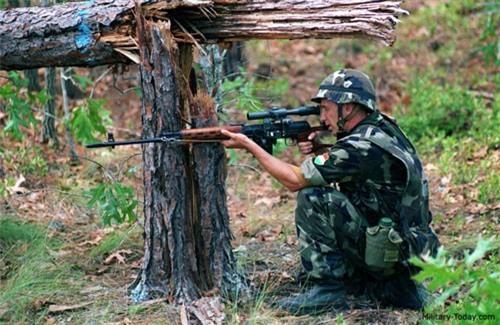 Sức mạnh súng trường bắn tỉa huyền thoại Dragunov SVD của Nga