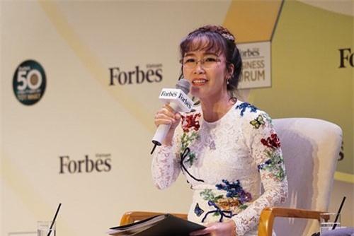 Tỉ phú Nguyễn Thị Phương Thảo vào Top 50 nhà lãnh đạo tiêu biểu toàn cầu 2018