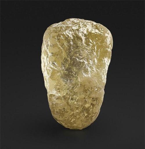 Đào được viên kim cương màu vàng 552 carat siêu hiếm từ trước đến nay